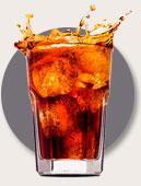 Sodas et boissons énergisantes