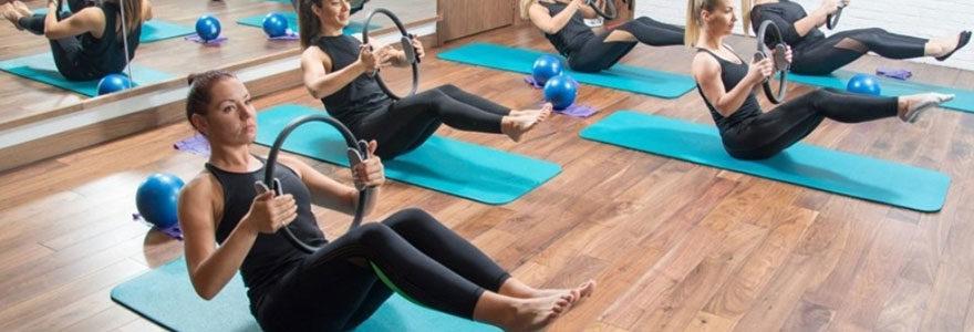 Cours de pilates à Genève