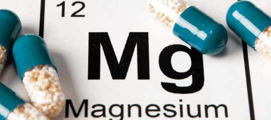 Un complément de magnésium